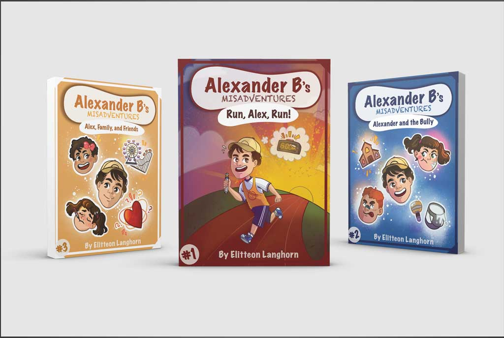 Alexander B Books